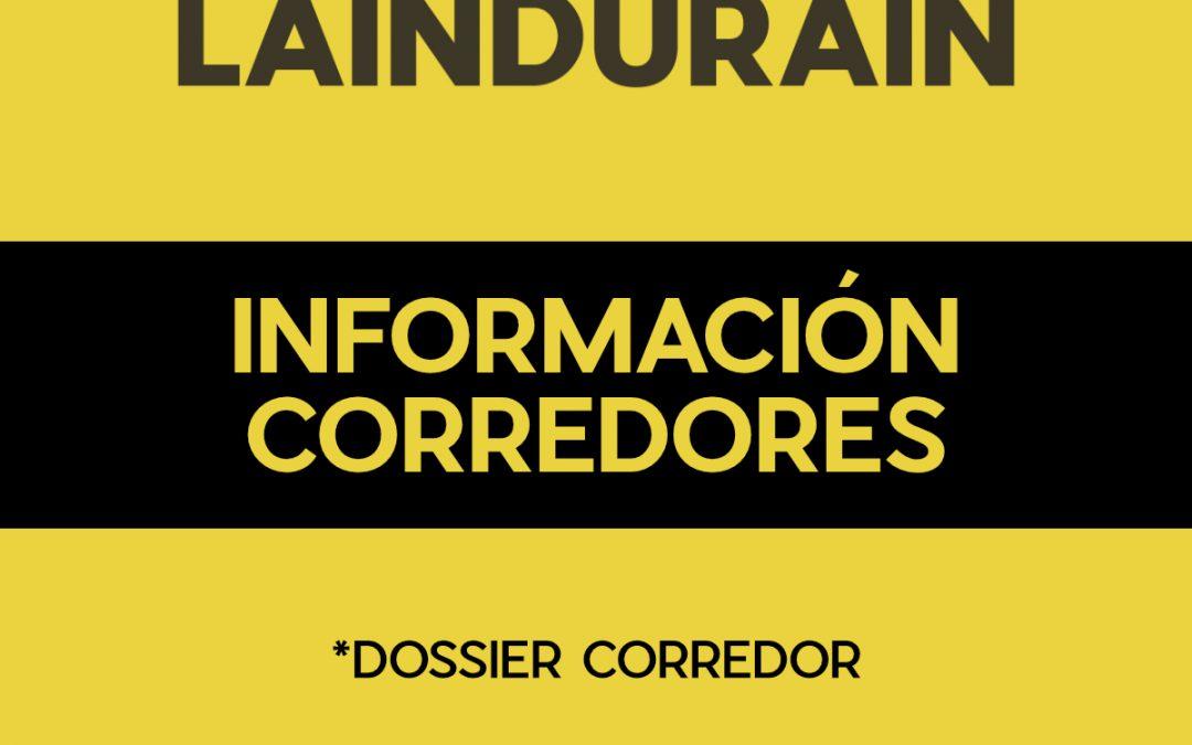Información para corredores