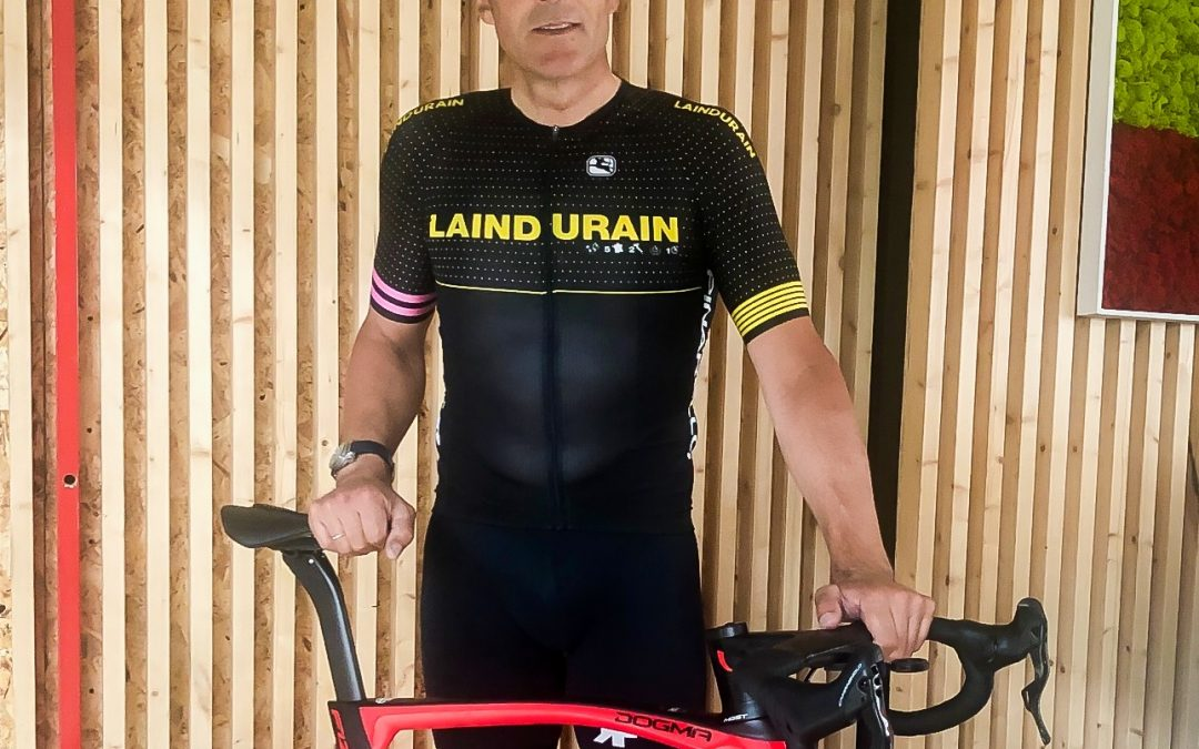 La Indurain 2020 presenta su maillot.